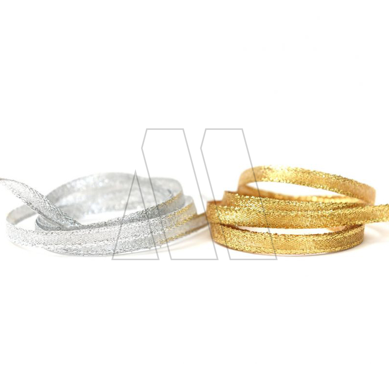 CINTA LUREX C DE ORO 6MM X 20MTS