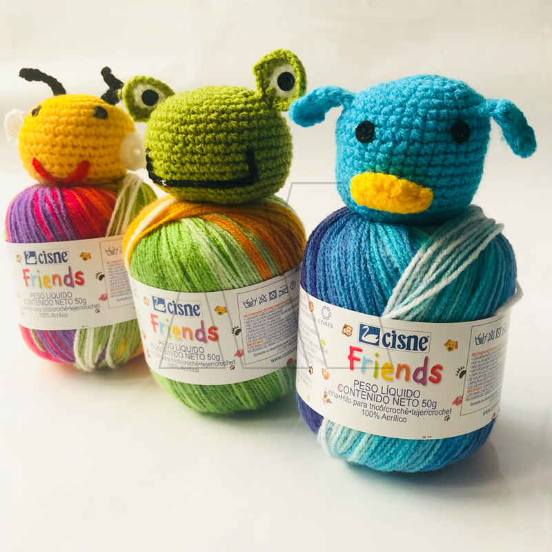CISNE FRIENDS KIT TOP