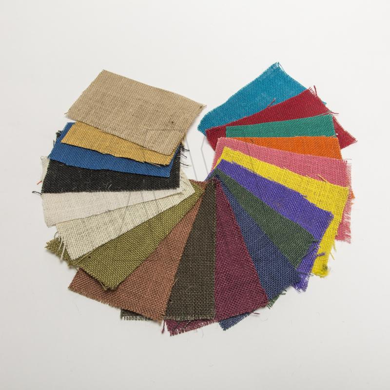 Arpillera Color C Apresto X 1mt Telas Manualidades Makor